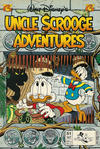Cover for Walt Disney's Uncle Scrooge Adventures (Gladstone, 1993 series) #51