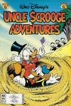 Cover for Walt Disney's Uncle Scrooge Adventures (Gladstone, 1993 series) #52
