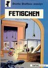 Cover for Starke Staffans äventyr (Nordisk bok, 1985 series) #T-070 [259] - Fetischen