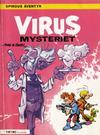 Cover for Spirous äventyr (Nordisk bok, 1984 series) #[294] - Virusmysteriet
