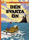 Cover for Tintins äventyr (Nordisk bok, 1984 ? series) #[298] - Den svarta ön