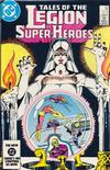 Cover for Tales of the Legion of Super-Heroes (DC, 1984 series) #314 [Direct]