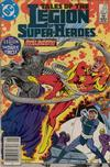 Cover for Tales of the Legion of Super-Heroes (DC, 1984 series) #315 [Newsstand]