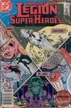 Cover for Tales of the Legion of Super-Heroes (DC, 1984 series) #316 [Newsstand]