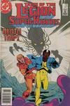 Cover for Tales of the Legion of Super-Heroes (DC, 1984 series) #317 [Newsstand]