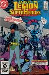 Cover for Tales of the Legion of Super-Heroes (DC, 1984 series) #318 [Direct]