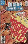 Cover for Tales of the Legion of Super-Heroes (DC, 1984 series) #320 [Direct]