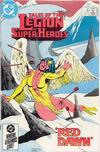 Cover for Tales of the Legion of Super-Heroes (DC, 1984 series) #321 [Direct]