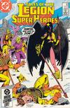 Cover for Tales of the Legion of Super-Heroes (DC, 1984 series) #322 [Direct]