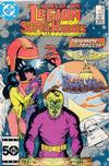 Cover for Tales of the Legion of Super-Heroes (DC, 1984 series) #323 [Direct]