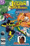 Cover for Tales of the Legion of Super-Heroes (DC, 1984 series) #324 [Direct]