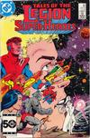 Cover for Tales of the Legion of Super-Heroes (DC, 1984 series) #325 [Direct]