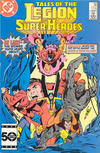 Cover for Tales of the Legion of Super-Heroes (DC, 1984 series) #326 [Direct]