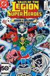Cover for Tales of the Legion of Super-Heroes (DC, 1984 series) #327 [Direct]