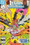 Cover for Tales of the Legion of Super-Heroes (DC, 1984 series) #328 [Direct]