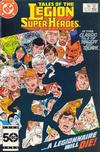 Cover for Tales of the Legion of Super-Heroes (DC, 1984 series) #329 [Direct]