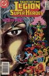 Cover for Tales of the Legion of Super-Heroes (DC, 1984 series) #330 [Newsstand]