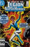 Cover for Tales of the Legion of Super-Heroes (DC, 1984 series) #331 [Direct]