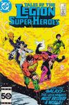 Cover for Tales of the Legion of Super-Heroes (DC, 1984 series) #333 [Direct]