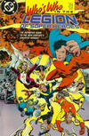 Cover for Who's Who in the Legion of Super-Heroes (DC, 1988 series) #1