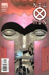 Cover for New X-Men (Marvel, 2001 series) #132 [Direct Edition]
