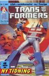 Cover for Transformers (Atlantic Förlags AB, 1987 series) #1/1987