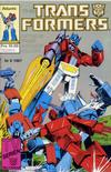 Cover for Transformers (Atlantic Förlags AB, 1987 series) #6/1987
