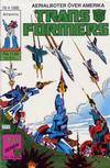 Cover for Transformers (Atlantic Förlags AB, 1987 series) #4/1988