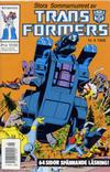 Cover for Transformers (Atlantic Förlags AB, 1987 series) #6/1988