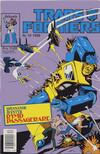 Cover for Transformers (Atlantic Förlags AB, 1987 series) #10/1988