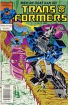Cover for Transformers (Atlantic Förlags AB, 1987 series) #11/1988