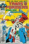 Cover for Transformers (Atlantic Förlags AB, 1987 series) #1/1989