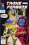 Cover for Transformers (Atlantic Förlags AB, 1987 series) #9/1989