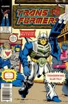 Cover for Transformers (Atlantic Förlags AB, 1987 series) #4/1990