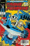 Cover for Transformers (Atlantic Förlags AB, 1987 series) #5/1990