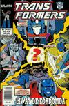 Cover for Transformers (Atlantic Förlags AB, 1987 series) #1/1991