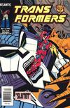 Cover for Transformers (Atlantic Förlags AB, 1987 series) #4/1991