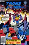 Cover for Transformers (Atlantic Förlags AB, 1987 series) #5/1991