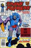 Cover for Transformers (Atlantic Förlags AB, 1987 series) #6/1991