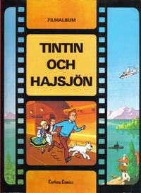Cover Thumbnail for Tintins äventyr (Carlsen/if [SE], 1972 series) #20 - Tintin och hajsjön