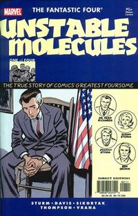 Cover Thumbnail for Startling Stories: Fantastic Four - Unstable Molecules (Marvel, 2003 series) #1