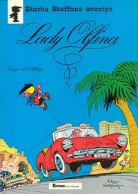 Cover Thumbnail for Starke Staffans äventyr (Nordisk bok, 1985 series) #T-024 [202] - Lady Olfina
