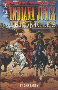 Cover Thumbnail for The Young Indiana Jones Chronicles (Dark Horse, 1992 series) #2