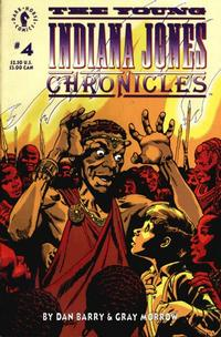 Cover Thumbnail for The Young Indiana Jones Chronicles (Dark Horse, 1992 series) #4