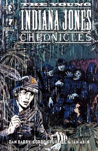 Cover Thumbnail for The Young Indiana Jones Chronicles (Dark Horse, 1992 series) #7