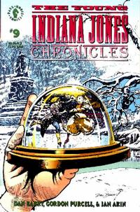 Cover Thumbnail for The Young Indiana Jones Chronicles (Dark Horse, 1992 series) #9