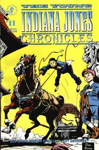 Cover Thumbnail for The Young Indiana Jones Chronicles (Dark Horse, 1992 series) #11