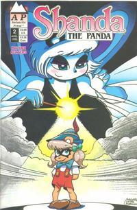 Cover Thumbnail for Shanda the Panda (Antarctic Press, 1993 series) #2