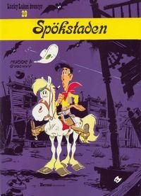 Cover Thumbnail for Lucky Lukes äventyr (Nordisk bok, 1984 ? series) #[255]