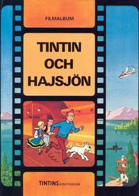 Cover Thumbnail for Tintins äventyr (Nordisk bok, 1984 ? series) #T-073; [260] - Tintin och hajsjön